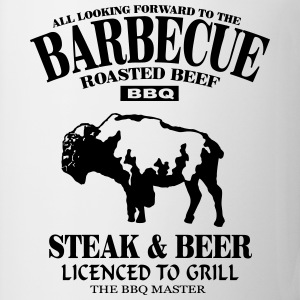 Barbecue Camisetas - Taza