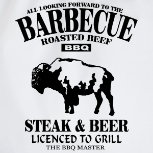 Barbecue T-shirts - Sportstaske