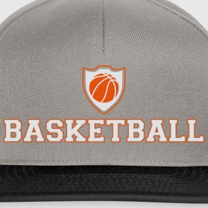Basketball Ecusson Sweat-shirts - Casquette snapback