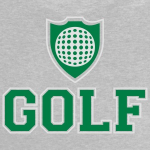 Golf Ecusson Tee shirts - T-shirt Bébé
