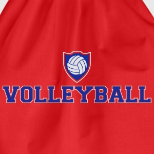 Volleyball Ecusson Tee shirts - Sac de sport léger