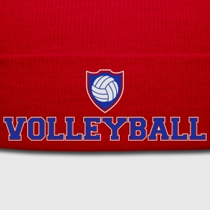 Volleyball Ecusson Tee shirts - Bonnet d'hiver