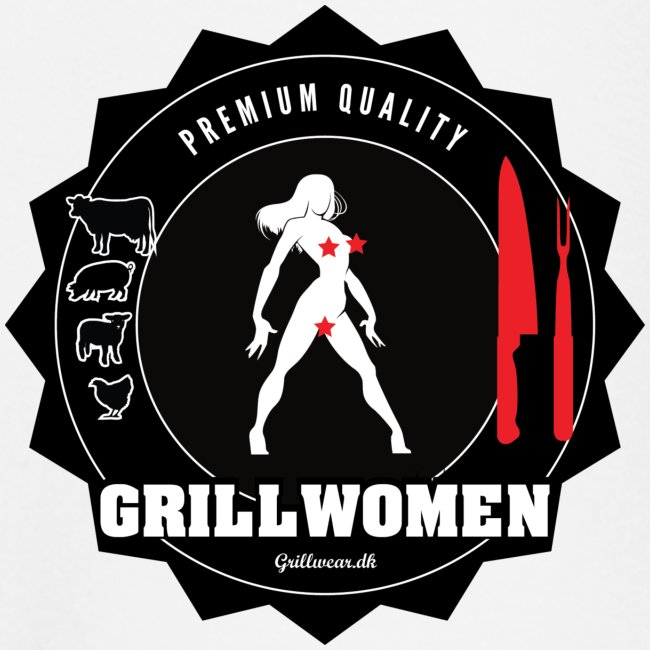 GRILLWOMEN - THE HERO