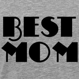 Best Mom Sweaters - Mannen Premium T-shirt