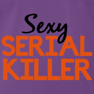 Sexy Serial Killer Tops - Men's Premium T-Shirt