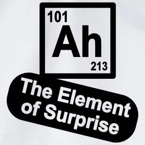 Ah - The Element of Surprise T-Shirts - Turnbeutel
