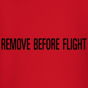 REMOVE BEFORE FLIGHT Tee shirts Homme - T-shirt manches longues Bébé