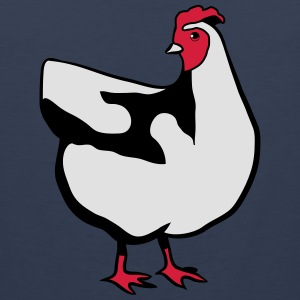 Chicken pet T-Shirts - Men's Premium Tank Top
