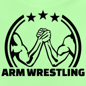 Arm Wrestling T-Shirts - Baby T-Shirt