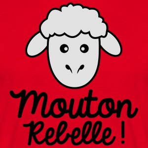 MOUNTON REBELLE Tabliers - T-shirt Homme