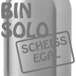 Solo T-Shirts - Trinkflasche