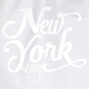 New York City typografi Toppe - Sportstaske