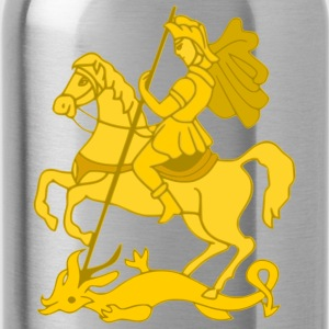 Saint George kills the dragon - Water Bottle