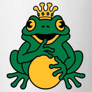 Frog Prince - Tazza