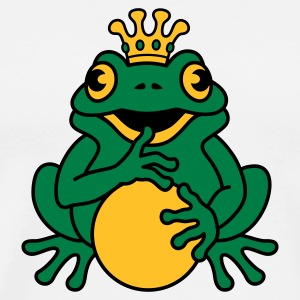 Frog Prince - T-shirt Premium Homme