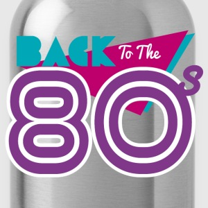 back to the 80 Tee shirts - Gourde