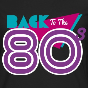 back to the 80 Tee shirts - T-shirt manches longues Premium Homme