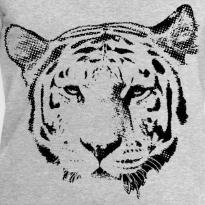 tiger_demi by dk Tee shirts - Sweat-shirt Homme Stanley & Stella