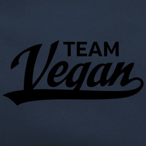 Team Vegan Sweatshirts - Retro taske