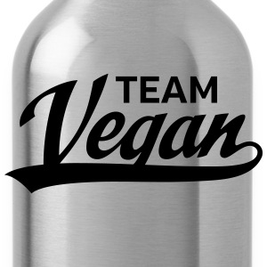 Team Vegan Sudaderas - Cantimplora