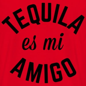 Tequila Es Mi Amigo  Hoodies & Sweatshirts - Men's T-Shirt