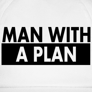 Man with a plan - Baseball Cap