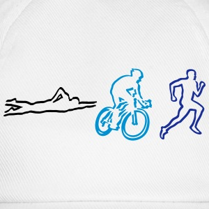 Triathlon Shirts - Baseball Cap