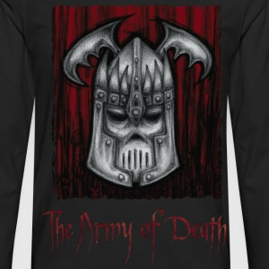 The Army of Death, overwhelming dead - Men's Premium Longsleeve Shirt