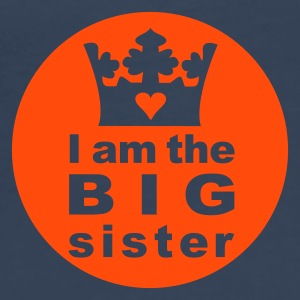 I am the big sister - Men's Premium T-Shirt