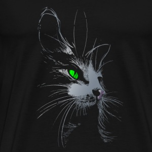 Black The Cat.png Other - Men's Premium T-Shirt