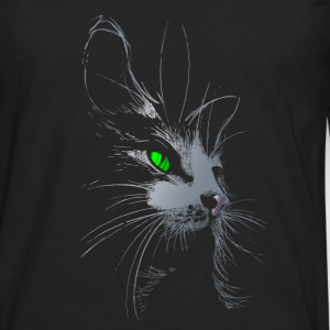 Black The Cat.png Other - Men's Premium Longsleeve Shirt