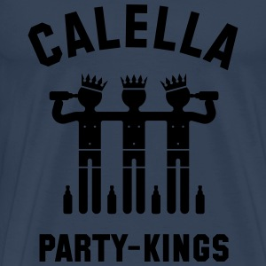 Calella Party-Kings (Party Holiday) Tank Tops - Men's Premium T-Shirt