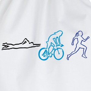 triathlon - woman T-shirts - Sportstaske