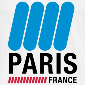 Paris, France Sweats - T-shirt Premium Homme