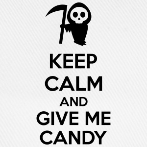 Keep Calm And Give Me Candy Övrigt - Basebollkeps