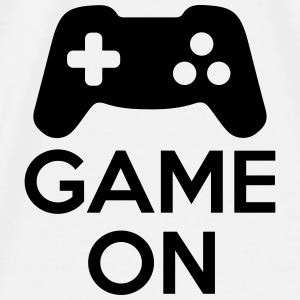 Game On Andet - Herre premium T-shirt
