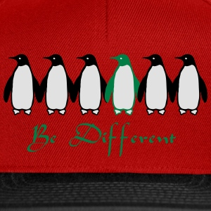 Be Different Tassen & rugzakken - Snapback cap