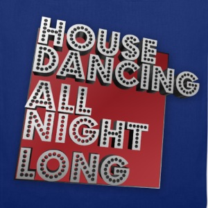 House Dancing - Stoffveske