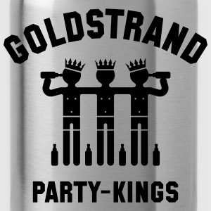 Goldstrand Party-Kings (Partyurlaub) T-Shirts - Trinkflasche