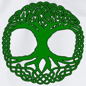 celtic tree of life knots T-skjorter - Gymbag