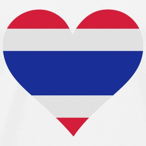 A heart for Thailand Tops - Men's Premium T-Shirt