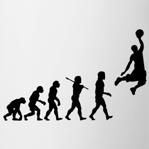 Basketball Dunk Evolution - Mug