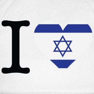 I Love Israel Shirts - Baseball Cap