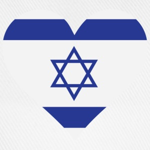 A Heart for Israel T-Shirts - Baseball Cap
