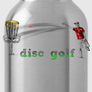 disc golf Magliette - Borraccia
