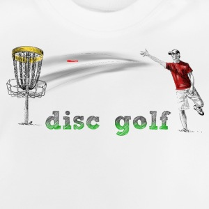 disc golf T-Shirts - Baby T-Shirt
