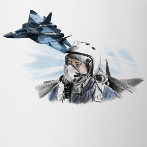 Fighter pilot Tanktoppar - Mugg
