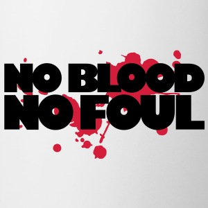 Basketball - No Blood No Foul - Mug