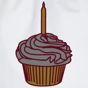 Cup cake T-Shirts - Drawstring Bag
