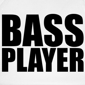 Bass Player - Baseball Cap